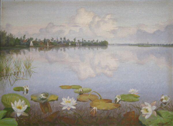 Schilderij Smorenburg