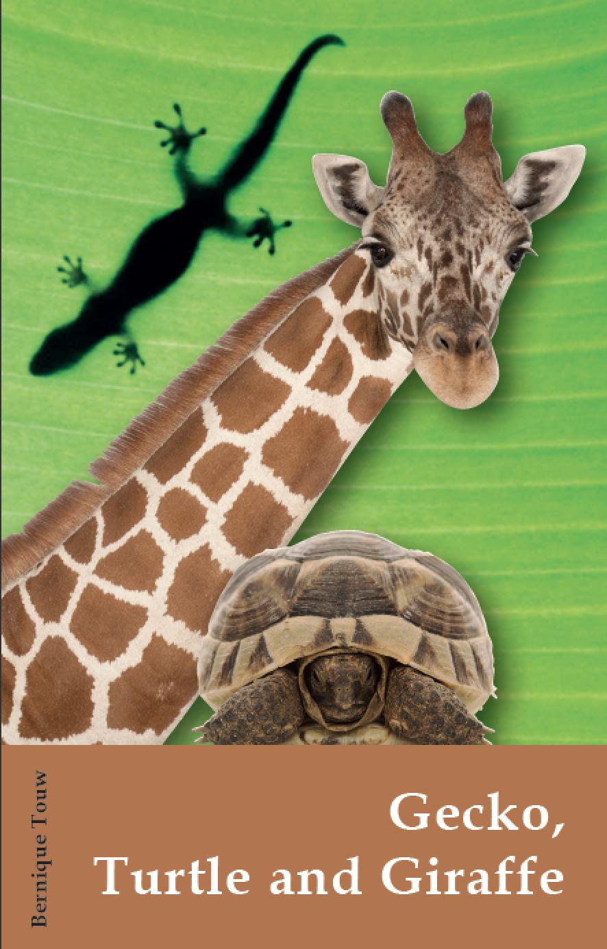 Gecko, Turtle and Giraffe